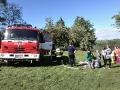 akce :: hasiči v Křižanově