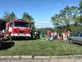 hasiči v Křižanově