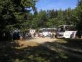 prijezd na tabor